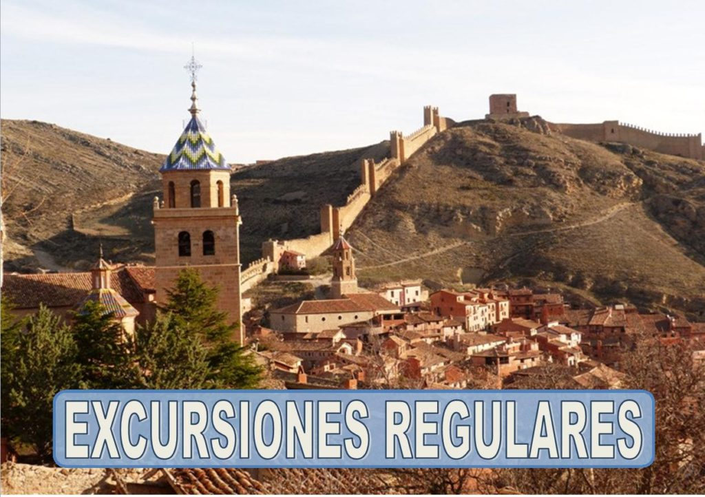 Excursiones Fechas Regulares