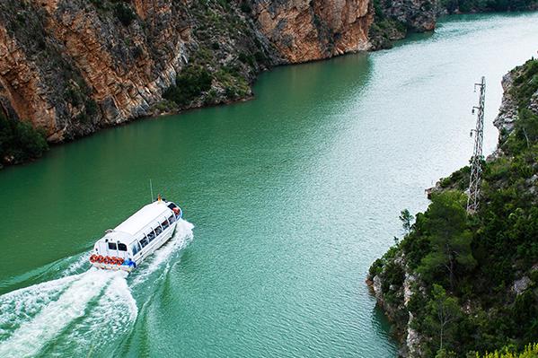 Excursión Ruta Fluvial Rio Jucar - Tuserco Travel