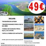 Excursión Delta del Ebro y Sant Mateu