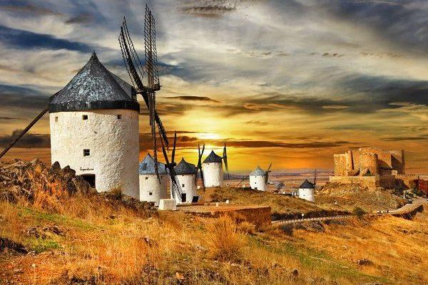 Ruta de El Quijote - Tuserco Travel