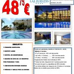 Escapada Gran Hotel Las Fuentes Fin de Semana Primavera 2018