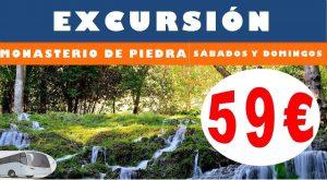 Excursión Monasterio de Piedra