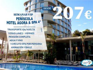 Hotel Agora Semanas vip Tuserco