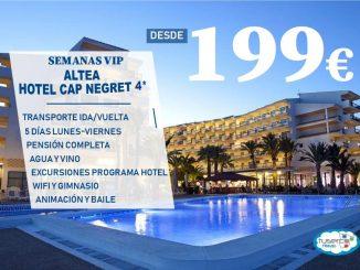 Semana VIP Cap Negret Altea Tuserco Travel _-