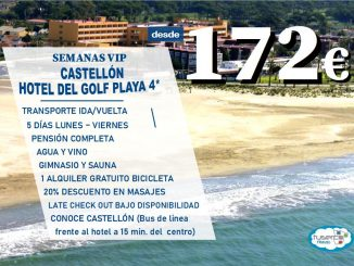 OFERTA Semanas VIP Hotel del Golf Playa 4