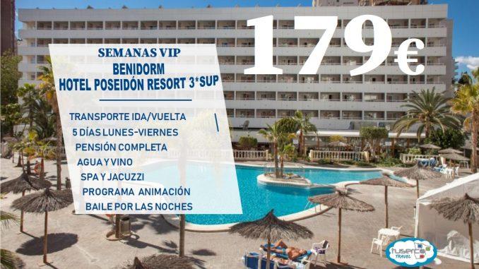 Semana Vip Hotel Poseidon Resort