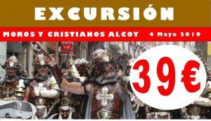 Excursión Moros y Cristianos Alcoy