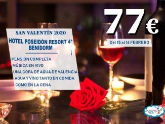 San Valentin Hotel Roca Esmeralda 3*