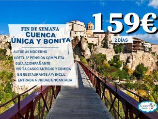Cuenca unica y bonita - Tuserco Travel