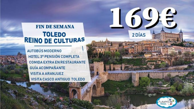 Toledo Reino de Culturas - TUSERCO _