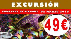 Excursión Carnaval de Vinaroz