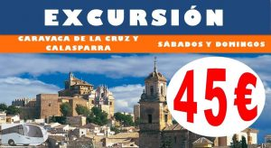 Excursión Caravaca de la Cruz y Calasparra
