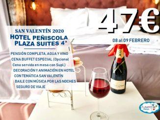 San Valentin Hotel Peñiscola Plaza Suites