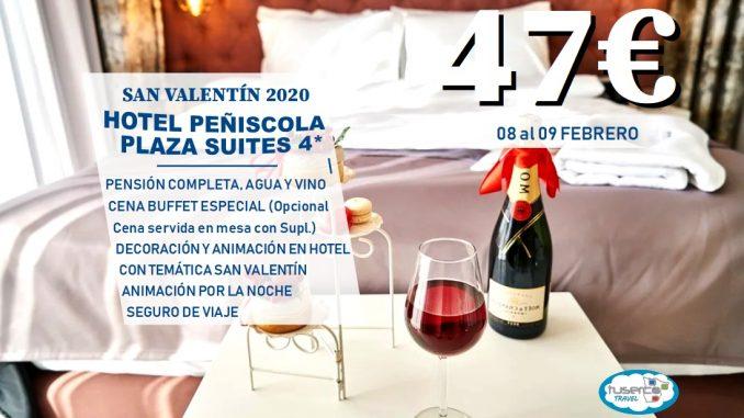 San Valentin Hotel Peñiscola Plaza Suites - TUSERCO TRAVEL -_
