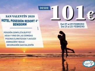San Valentin Hotel Poseidon Resort Benidorm
