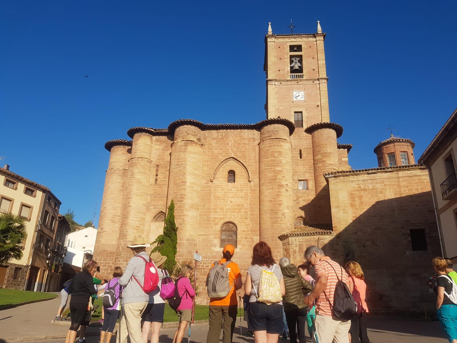 Camino Santiago Najera