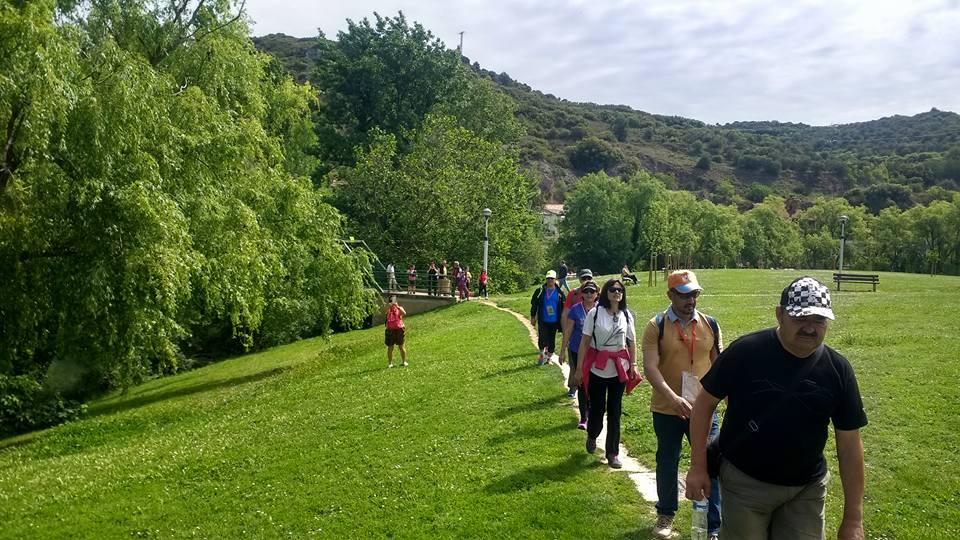 Tramo Camino Santiago