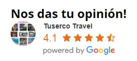 Opiniones Tuserco Travel