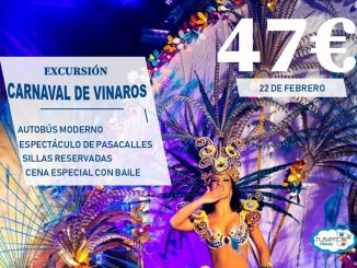 EXCURSION CARNAVAL DE VINAROS - TUSERCO TRAVEL