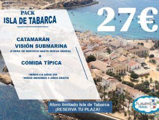 Pack Isla Tabarca 27€