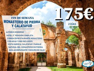 Monasterio de Piedra y Calatayud - TUSERCO TRAVEL _