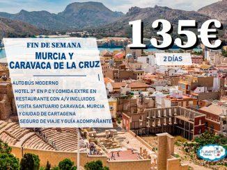 Murcia y Caravaca de la Cruz - Tuserco