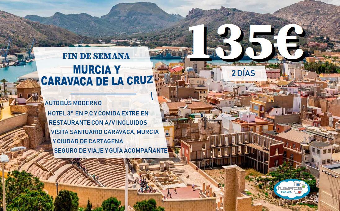 Murcia y Caravaca de la Cruz – Tuserco Travel