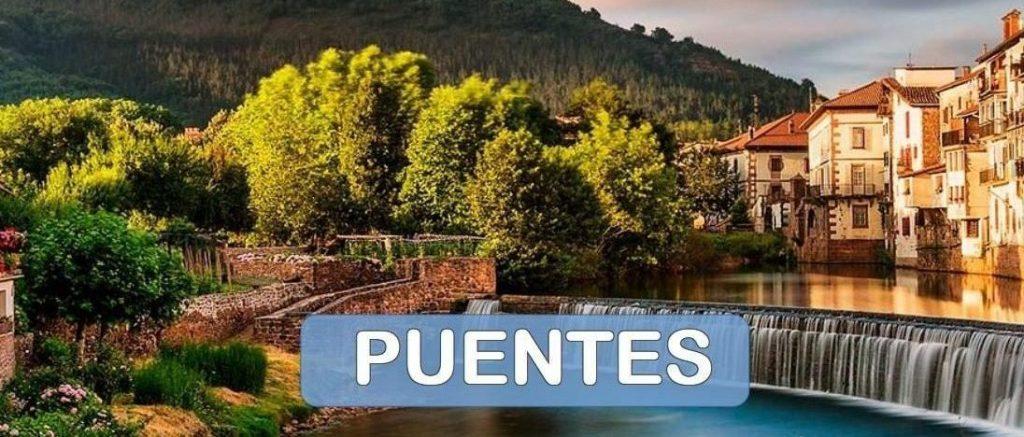 Circuitos Puentes 2020 Tuserco Travel