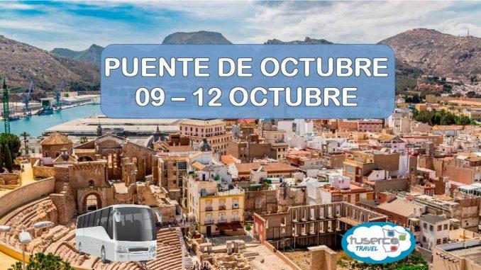 Puente de Octubre 2020 Tuserco Travel
