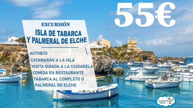 Excursión a Isla de Tabarca por Tuserco Travel