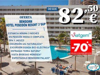 Poseidon Resort de Benidorm Solo Hotel