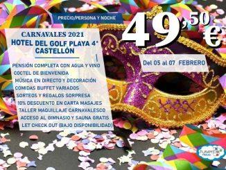 Carnavales en Hotel del Golf Playa - TUSERCO