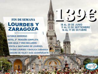 Lourdes y Zaragoza Oferta para Fin de Semana - Tuserco travel