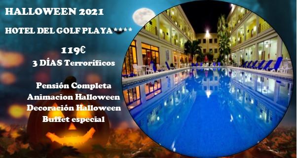 Halloween 2021 Hotel del Golf Playa